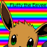 Fluffy the Eevee